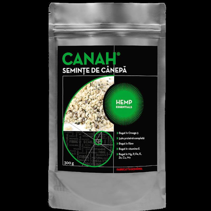 Semințe decorticate de cânepă 300 g