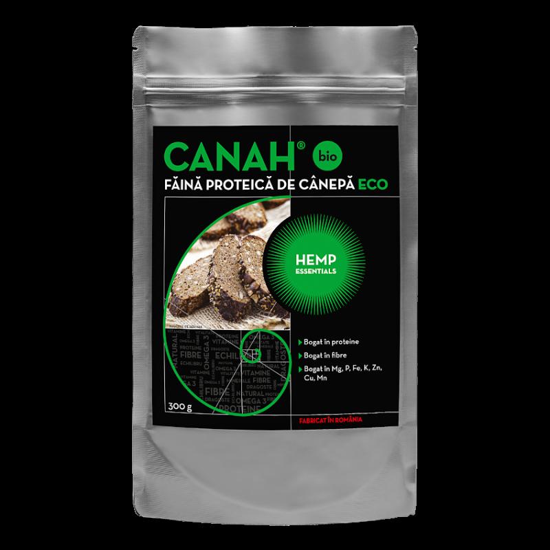 Făină Proteică ECO de cânepă 300 g