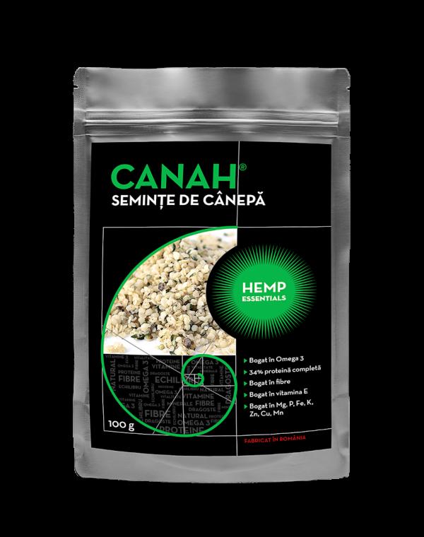 Semințe decorticate de cânepă 100 g