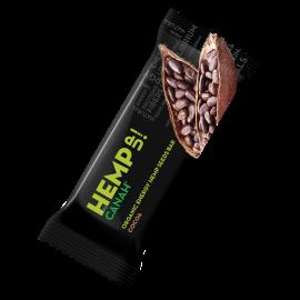 Baton Hemp Up cânepă cu cacao 48 g
