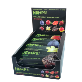 KIT Batoane Hemp Up Energy by Canah